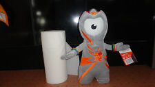 """12"""" 30cm Official Wenlock's Olympic 2012 Mascots Genuine Licensed new"""