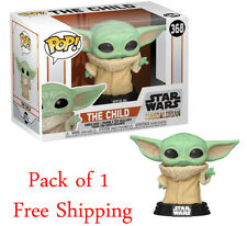 Baby Yoda Official The Child Star Wars Mandalorian Funko Pop Vinyl Figure