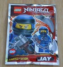 Lego Ninjago™ Limited Edition Mini Figurine Jay New & Original Packaging 2019