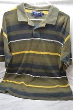 Polo Sport Ralph Lauren Large Cotton Knit Short Sleeve Olive Men's Shirt