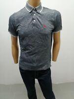 Polo ASSN U.S. POLO Uomo T-shirt Man Maglia Homme Cotone Taglia size (M) 8113