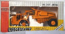 Joal Compact Caterpillar Diecast Cat 631 Tractor with Tipper ref 222 1:70  NIB