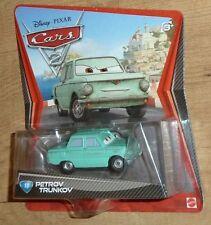 New Disney Cars Petrov Trunkov 1:55 diecast v2818 w2325