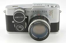 Olympus-Pen F + Olympus G.Zuiko Auto-S 1,4/40mm SHP 66410