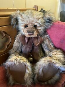 Charlie Bears Isabelle Lee - Dyfrig CB604798 Very Large Bear No Reserve