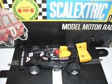 scalextric vintage c386 ferrari 312t slotcar 1987