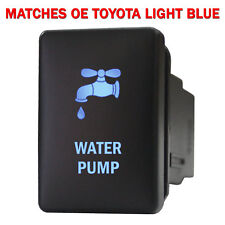 Push switch 982NB 12volt For Toyota OEM WATER PUMP Tacoma LED NEW BLUE