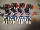 Transformers WFC Earthrise Soundbarrier Slitherfang Doubleheader x4 Complete