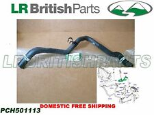 GENUINE LAND ROVER ENGINE OIL COOLER HOSE RANGE R SPORT 4.2 05-09 SC PCH501113