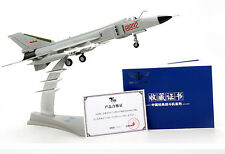Terebo 1/72 China PLA J-8 ShenYang Fighter Diecast Model