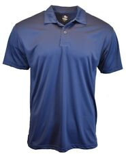 Mens Polo Shirt S to 3 XL Stretch Moisture Control Golf Casual Tag Tee Brand NEW