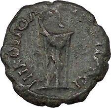 COMMODUS Son of Marcus Aurelius Nicopolis ad Istrum Ancient Roman Coin i48346