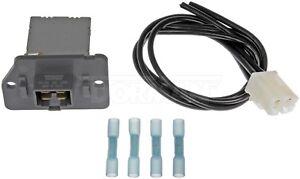 Blower Motor Resistor Dorman (OE Solutions) 973-504