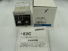 Omron proximity switch amplifier e2c-am4a, 4536853243661