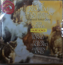 Faure Requiem BSO Tanglewood Festival Seiji Ozawa (RCA 1997)