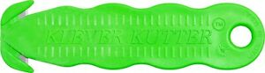 KLEVER  KLEEN SAFETY KUTTER - ANTIMICROBIAL (Pack of 10 Cutters)