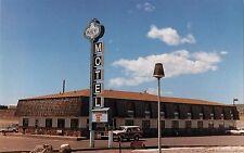 c1980 Key Motel, Rawlins, Wyoming Postcard