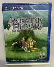 ASDIVINE HEARTS (Sony PlayStation Vita) LIMITED RUN GAMES Lot SEALED