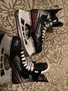 Bauer XLTX Pro+ (Plus) Hockey Skates, Sz 7ee