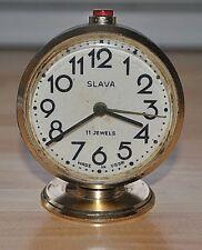 Alarm clock. Slava Working condition. USSR 2