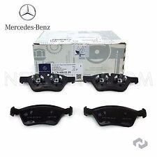 For OEM W164 ML350 W211 E350 W251 ML350 W463 X164 Front Disc Brake Pads Genuine