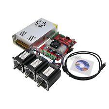 MACH3 USB 3-Axis CNC Kit TB6560 Stepper Motor Driver Board+Nema23 Stepper Motor