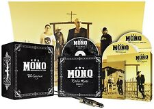 MONO INC. - TERLINGUA DELUXE-METALL-BOX im 3D LOOK 2CD + DVD LIMITIERT NEU