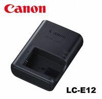 NEW OEM Original CANON EOS Rebel SL1 M M2 M10 100D LP-E12 Battery Charger LC-E12