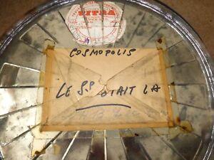 """""""LE S.S. ETAIT LA"""" FRENCH 35mm ORIGINAL FEATURE LENGTH FILM 1972"""