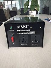500W 240V TO 110V Step Down Stepdown Transformer AC Voltage Power Converter AU