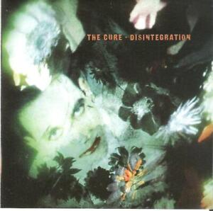 CD-The Cure/ Disintegration 1989