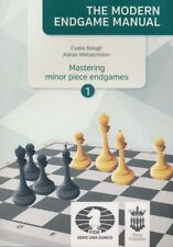The Modern Endgame Manual - Mastering Minor Piece Endgames - Vol. 1 (Chess Book)