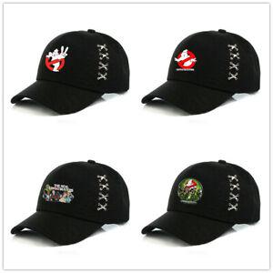 Kid's Ghostbusters baseball cap cotton hip hop snapback Adjust peaked caps