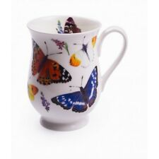 Roy Kirkham Single Bone China Butterfly Garden Eleanor Mug 320ml Nature Gift New