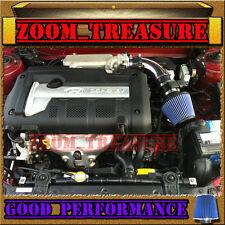 BLACK BLUE AIR INTAKE KIT FOR 2003-2008/03-08 HYUNDAI TIBURON GT/SE/GTP 2.7L V6