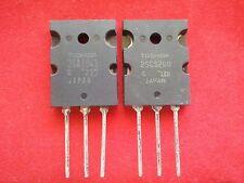 2SA1943 A1943 + 2SC5200 C5200 Toshiba Transis+ 2gr Heat Sink Compound UsFreeShip