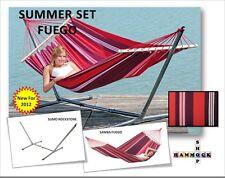 Hammock & Stand - SUMMER SET - Fuego