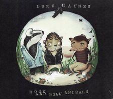 Luke Haines - Rock And Roll Animals (2013 CD) Digipak (New & Sealed)