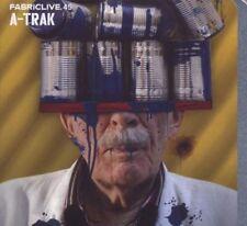 A-TRAK - FABRIC LIVE 45  CD NEU