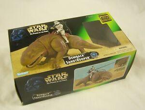 Star Wars - Dewback With Original Box (no Sand Trooper)