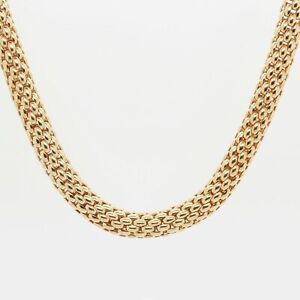 FOPE Yellow Gold Chain in 18k 67.14 grams