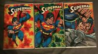 Superman Doomsday Hunter Prey 1-3 Complete  COMIC RUN LOT NM DC Comics