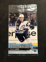 2016-17 UPPER DECK SERIES TWO PATRIK LAINE ROOKIE YOUNG GUNS JUMBO OVERSIZE #451