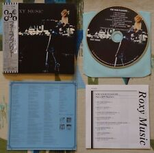 Roxy Music Mini LP CD For Your Pleasure - Eno Japanese Import VJCP-68822