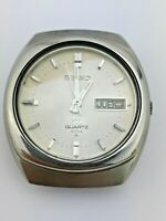 Early Seiko Quartz 4633 8039 Watch For Parts or Restoration (i43)