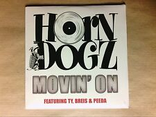 RARE CD PROMO 3 TITRES / HORN DOGZ / MOVIN'ON / NEUF SOUS CELLO