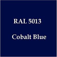 RAL 5013 HIGH QUALITY CELLULOSE PAINT COBALT BLUE 2.5L FREE Strainer & Tack Rag