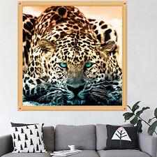 5D Diamond Embroidery Painting Leopard Cross Stitch DIY Home Decor Crafts