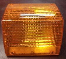Brite Lite Amber Lens Assembly M1235X Flxible Bus # 97-6120-5