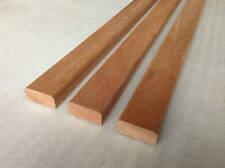 10 Sapele Mahogany Hardwood Bench Slats 1.22m x 55mm x 20mm Garden Battens 4 ft